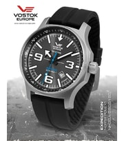 "Hodinky Vostok Europe Expedition ""NORTH POLE-1"" Automatic NH35-5955195S"