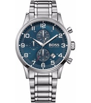 Hodinky Hugo Boss Black Contemporary Sports Aeroliner Chrono 1513183