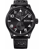 Hodinky Hugo Boss Black Contemporary Sport Aeroliner Maxx 1513083