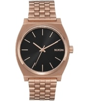 Hodinky Nixon Time Teller All Rose Gold Black Sunray A045-2598