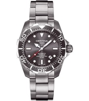 Hodinky Certina DS Action Diver 3 Hands C013.407.44.081.00