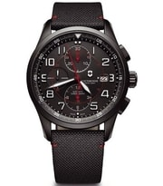 Hodinky Victorinox AirBoss Mechanical Black 241721