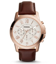 Hodinky Fossil Grant Chronograph FS4991