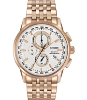 Hodinky Citizen Eco-Drive World Time Chronograph AT8113-55A