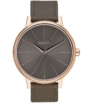 Hodinky Nixon Kensington Leather A108-2214