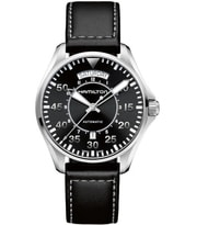 Hodinky Hamilton Aviation PILOT DAY DATE AUTO H64615735