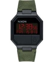 Hodinky Nixon Re-Run Leather Unisex A944-032