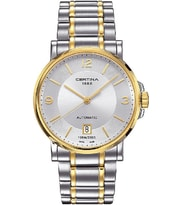 Hodinky Certina DS Caimano Gent Automatic C017.407.22.037.00