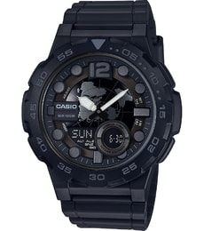 Hodinky Casio Collection AEQ-100W-1BVEF