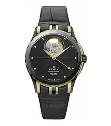Hodinky Edox Grand Ocean Automatic Open Heart 85012 357JN NID