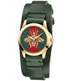 Hodinky Gucci G - Timeless Red and Green YA126545