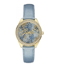 Hodinky Guess Ice Blue Haven W0612L1