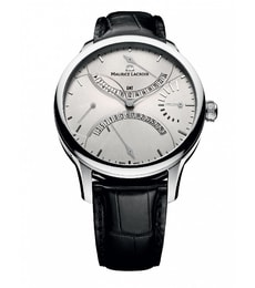 Hodinky Maurice Lacroix Masterpiece Double Retrograde MP6518-SS001-130-1