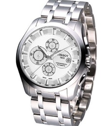 Hodinky Tissot T-Trend Couturier T035.627.11.031.00