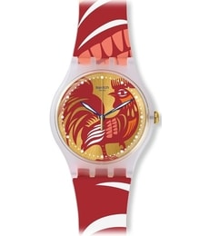 Hodinky Swatch Rocking Rooster SUOZ226