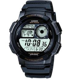 cecc9bbcb9d Hodinky Casio World Timer AE-1000W-1AVEF