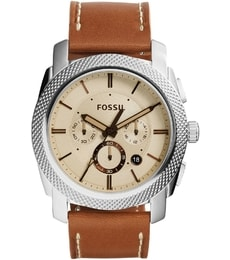 Hodinky Fossil Machine Chronograph FS5131