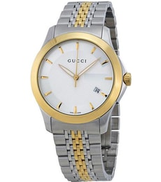 Hodinky Gucci G-Timeless Two-tone Stainless Steel Unisex YA126409