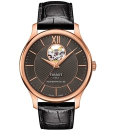 Hodinky Tissot Tradition Automatic Open Heart  T063.907.36.068.00