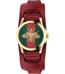 Hodinky Gucci G-Timeless Green and Red YA126546