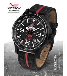 "Hodinky Vostok Europe Expedition ""NORTH POLE-1"" Day & Night 2432-5954194"