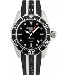 Hodinky Certina DS Action Diver 3 Hands C013.407.17.051.01