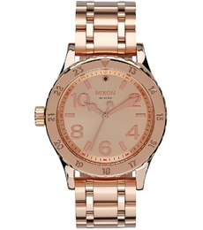 Hodinky Nixon All Rose Gold A410-897