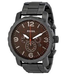 Hodinky Fossil Nate Chronograph JR1355