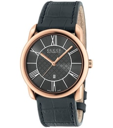 Hodinky Gucci Handmaster Automatic 18K Pink Gold Watch YA135302