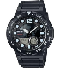 Hodinky Casio Collection AEQ-100W-1AVEF