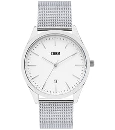 Hodinky Storm Morley Mesh Silver 47335/S