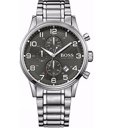 Hodinky Hugo Boss Black Contemporary Sports Aeroliner Chrono 1513181