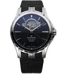 Hodinky Edox Grand Ocean Automatic Open Heart 85008 3 NIN