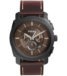 Hodinky Fossil Machine Chronograph FS5121