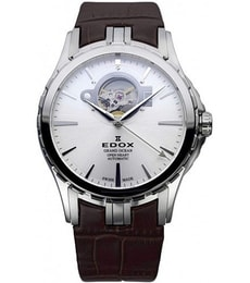 Hodinky Edox Grand Ocean Automatic Open Heart 85008 3 AIN