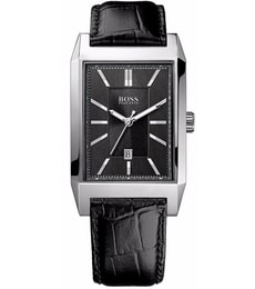 Hodinky Hugo Boss Black Classic Architecture Rectangular 1512915