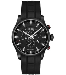 Hodinky MIDO MULTIFORT CHRONOGRAPH GENT M005.417.37.051.20