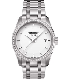 Hodinky Tissot T-Trend Couturier T035.210.61.011.00