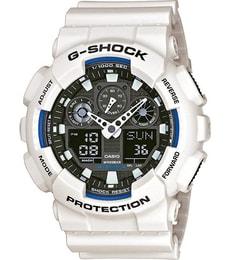 Casio G-Shock Chronograph - GA-100-1A1ER - TimeStore.cz 30460f6056b