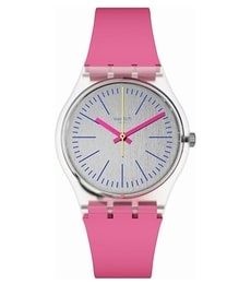 Hodinky Swatch Fluo Pinky GE256