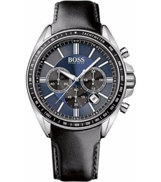 Hodinky Hugo Boss Black Contemporary Driver Sport 1513077
