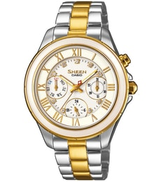 Hodinky Casio Sheen Ceramic SHE-3507SG-7AUER