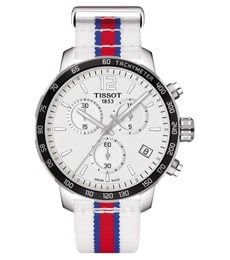 Hodinky Tissot Quickster Chronograph NBA Los Angeles Clippers T095.417.17.037.33