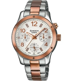 Hodinky Casio Sheen Premium SHE-3807SPG-7AUER
