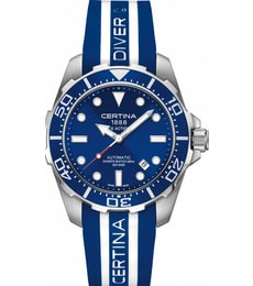 Hodinky Certina DS Action Diver 3 Hands C013.407.17.041.00