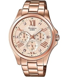 Hodinky Casio Sheen Premium SHE-3806PG-9AUER