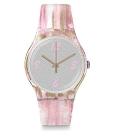 Hodinky Swatch Pinkquarelle SUOW151