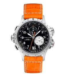 Hodinky Hamilton Khaki Aviation ETO Flyback H77612933