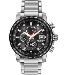 Hodinky Citizen Eco-Drive World Time AT9071-58E