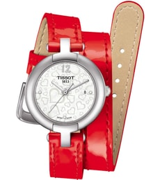 Hodinky Tissot T-Trend Pinky By T084.210.16.117.00